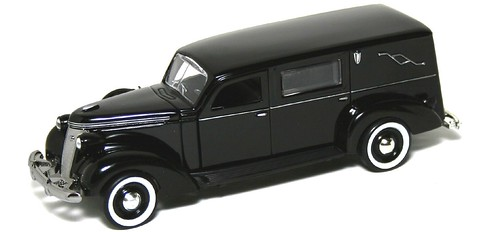 Phoenix Mint Studebaker Hearse 1935