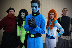 IMG_6198 (kado_li) Tags: kim florida cosplay saturday disney ron rufus megacon possible 2012 drakken shego stoppable