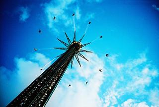 Lomo – high flying swing