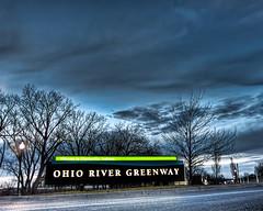 Ohio River Greenway (LouisvilleUSACE) Tags: night downtown kentucky indiana falls southern walkway louisville hdr ohioriver fallsoftheohio hispeedphotocom