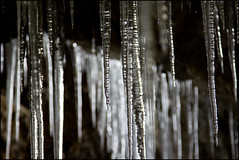 Icicles ... (<<<...Buddhamountain...) Tags: ski powder telemark mont couloir gardy taney breche buddhamountain villemod