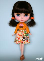 Meet Maya - my latest custom doll :)