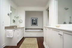 "Traditional yet modern Master Bath • <a style=""font-size:0.8em;"" href=""http://www.flickr.com/photos/75603962@N08/6853348737/"" target=""_blank"">View on Flickr</a>"