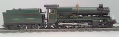 GWR Castle Class (bricktrix) Tags: castle train lego railway class gwr