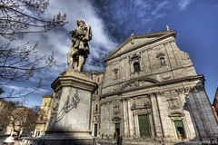 """Piazza della Chiesa Nuova - Monumento a Metastasio • <a style=""""font-size:0.8em;"""" href=""""http://www.flickr.com/photos/89679026@N00/6864016477/"""" target=""""_blank"""">View on Flickr</a>"""