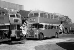 strathclyde - mcgills barrhead nhs764 depot JL (johnmightycat1) Tags: bus scotland