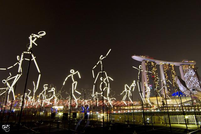 I Light Marina Bay 2012