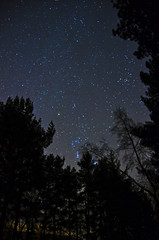 Stars over Harlaw - Explored