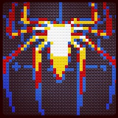 #lego #spiderman logo