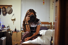 simple self (Annie Hall Photography) Tags: selfportrait anniehall serend1p1tyx