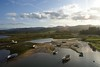 Boats (the bbp) Tags: boats countryside boat barca barche campagna espana palude cantabria spagna sanvicentedelabarquera