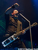 Volbeat @ Gigantour, Palace Of Auburn Hills, Auburn Hills, MI - 02-09-12