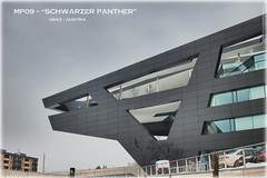 Schwarzer Panther 05 (peter pirker) Tags: sky cloud house architecture canon austria design photo sterreich himmel wolke haus architektur graz dri hdr steiermark peterfoto mp09 pachleitner eos550d peterpirker