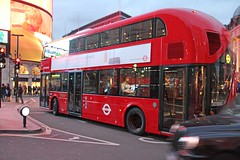 New London Routemaster (st_hart) Tags: new red london off route master routemaster hop olympics 2012 2011 sthart savefop