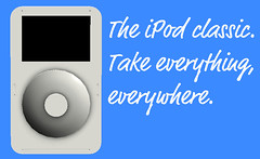 iPod Classic (asianboyprodigy) Tags: classic ipod lego powerpig