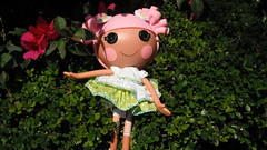 Miranda (maryfer405) Tags: lalaloopsy blossomflowerpot