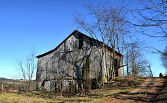 Sunday barn shot along Christy Road (Mike Tewkesbury) Tags: ohio barns farms 1001nights farmsteads washingtoncountyohio