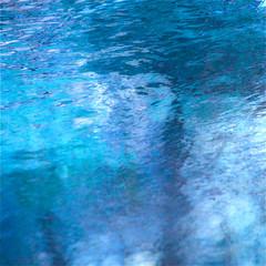 La rivière aux reflets bleus...!!! / The River...