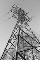 Passing the power (Slava11 (Stan)) Tags: power electricity mast hvpl