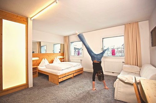 Space @ Boutique Hotel Steinerwirt1493 / Zell am See