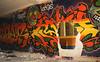 Passage clandestin pour bassin orthopédique (B.RANZA) Tags: streetart graffiti tag trace urbanart histoire waste graff sanatorium hopital empreinte exil cmc patrimoine urbex disparition abandonedplace mémoire friche centremédicochirurgical