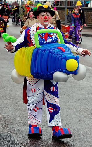 Clowns international - Joey