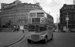 SRM (DaveAFlett) Tags: trafalgarsquare routemaster rm silverjubilee