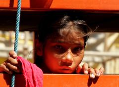 Amritsar girl (amasc) Tags: deleteme5 deleteme8 orange india deleteme2 deleteme3 deleteme4 deleteme6 deleteme9 deleteme7 girl face truck child deleteme10 punjab amritsar deleteme1