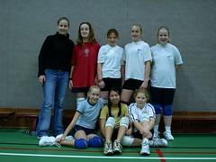 2003 Meisjes C3 - Tr. Carmen Platzer