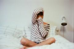 You looked vague in my mind (我的小風景) Tags: leica film kodak room taipei m3 hd200