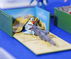 Toys and GunPla (El Seor Gato) Tags: toys concepcion gundam biobio wosh gumpla