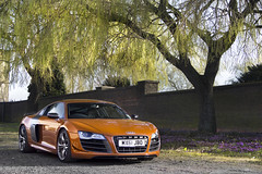 Brorange. (Alex Penfold) Tags: auto camera orange brown cars alex sports car sport mobile canon photography eos photo cool flickr image awesome flash picture super spot exotic photograph driver spotted hyper gt audi meet supercar spotting exotica sportscar 2012 sportscars supercars scd r8 penfold spotter jbo hypercar 60d hypercars alexpenfold mx61 mx61jbo