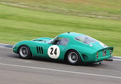 1962 Ferrari 250 GTO (s/n 3767GT) (autoidiodyssey) Tags: cars race vintage ferrari gto 1962 250 racttcelebration 3767gt 2011goodwoodrevival