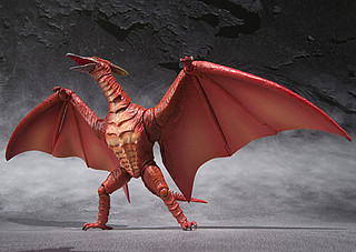 S.H. MonsterArts Fire Rodan 火之拉頓