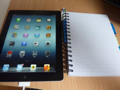 iPad by Sean MacEntee, on Flickr
