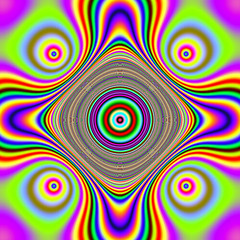 Axis Flower Log (Juvabien39) Tags: trip abstract color art love stone digital french colorful experimental peace decay pop illusion donut round math fractal why trippy psychedelic shape 70 60 psy mental
