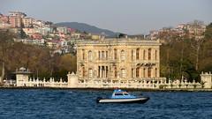 Küçüksu Palace (RobW_) Tags: cruise turkey sunday istanbul palace april bosphorus 2014 küçüksu apr2014 06apr2014