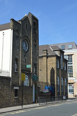 St Patrick's Catholic Church Waterloo (Jamie Barras) Tags: uk england london church century south victorian waterloo rc southwark 19th 1890s findesiecle ldn14iii