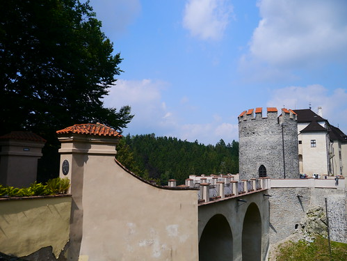 Český Šternberk Castle (Hrad Český Šternberk)