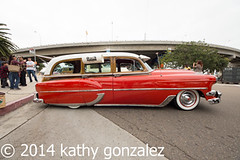 chicano park 1-2354 (tweaked.pixels) Tags: chevrolet wagon sandiego chicanopark easterweekend aircooler oldiescarclub pixelfixel tweakedpixels ©2014kathygonzalez