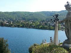 Lago Maggiore Isola Bella terrazza
