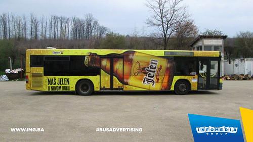Info Media Group - Jelen pivo, BUS Outdoor Advertising, 03-2016 (9)