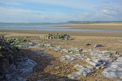 Deserted Beaches (Dave Roberts3) Tags: sea sky beach water wales clouds sand pebbles glamorgan ogmore bridgend blueribbonwinner citrit