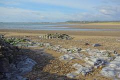 Deserted Beaches (Dave Roberts3) Tags: sea sky beach water wales clouds sand pebbles glamorgan ogmore bridgend blueribbonwinner citrit