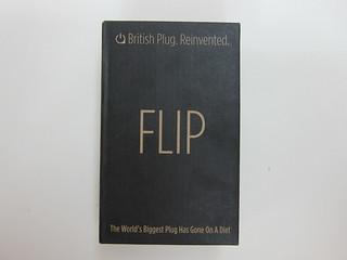 Flip British Plug - Flip Quad