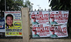 elections 2016 campaign signs 16 (_gem_) Tags: street city urban sign typography words text philippines politicians signage manila type metromanila politicianssigns elections2016