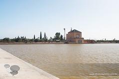 jardim la menara marrakech (Dicas e Turismo) Tags: african viagem marrakech palais majorelle medina souks turismo viagens menara marrocos koutoubia marroco jemaaelfna mamounia mesquita frica roteiro marraquexe dicas