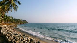 India - Kerala - Varkala - Beach - 59