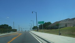 Haines CIty, FL- FL 17 (jerseyman65) Tags: signs florida highways routes fl roads centralflorida sunshinestate centralfl guidesigns flstateroads flroutes flroads