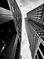 skyscrapers (rainerralph) Tags: city urban holland amsterdam architecture skyscrapers outdoor netherland architektur amsterdamzuid olympusomdem5markii objektiv714pro